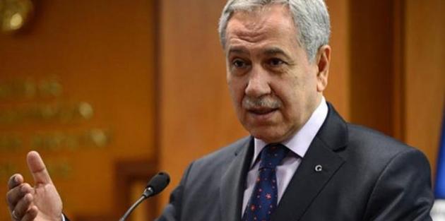 Arınç: Erdoğan'dan bana, Babacan'a ve Gül'e özel görev vermesini istedim