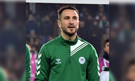 Atiker Konyaspor'da Ali Çamdalı'nın sözleşmesi tek taraflı feshedildi