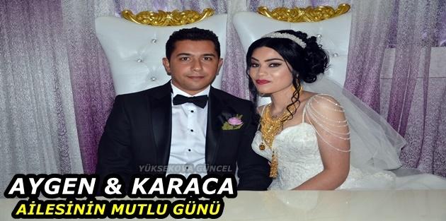 Aygen & Karaca Ailesinin Mutlu Günü