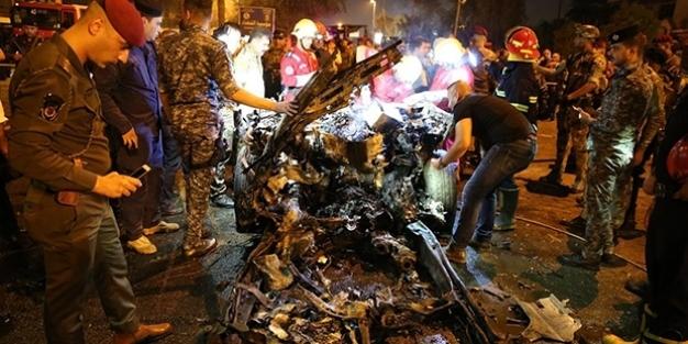 Bağdat'ta bombalı araçla saldırı: 11 ölü, 50 yaralı