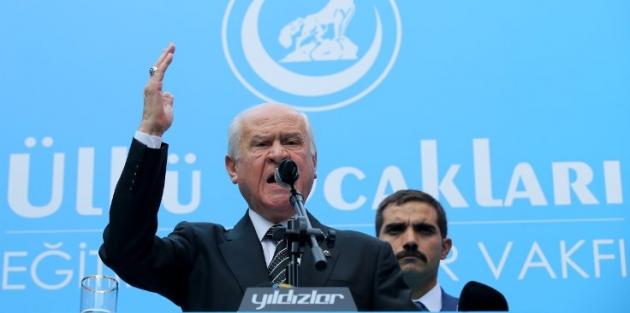 Bahçeli: Ekrem İmamoğlu seçildiğinden beri skandalların göbeğinde