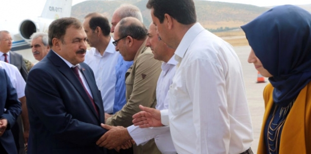 Bakan Eroğlu, Hakkari'ye Geliyor