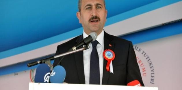 Bakan Gül: Online yargılama yaygınlaştırılacak