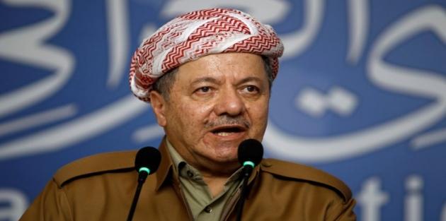 Barzani: Bağımsızlık için doğdum