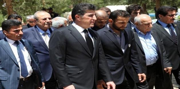Barzani: Irak Cumhurbaşkanı devreye girecek