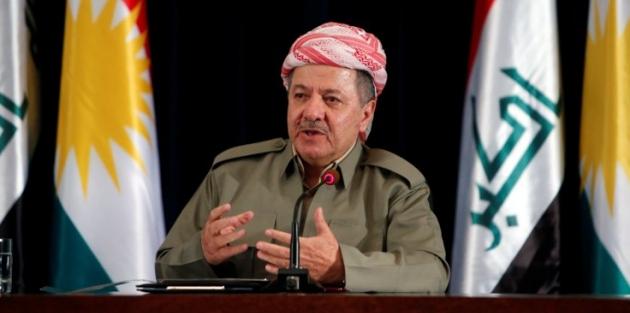 Barzani'den zafer konuşması: Saygı duyun