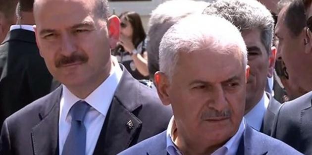 Başbakan'dan Kılıçdaroğlu'na 'yürüyüşü bitir' çağrısı