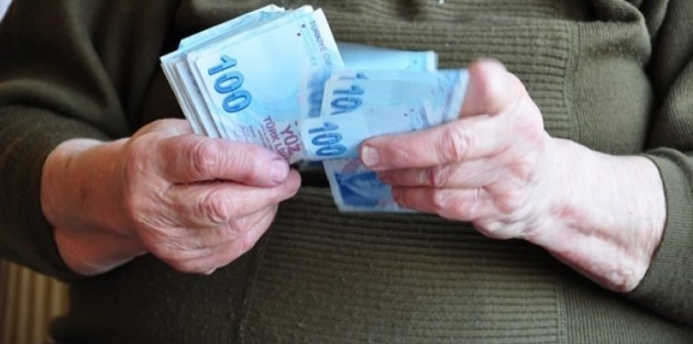 Başvurmayan emeklinin parası yanacak