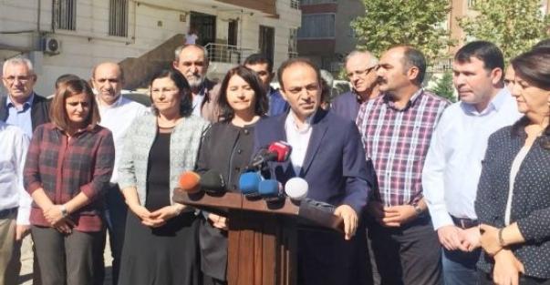 Baydemir: Talabani'nin bıraktığı bayrağı yere düşürmeyeceğiz