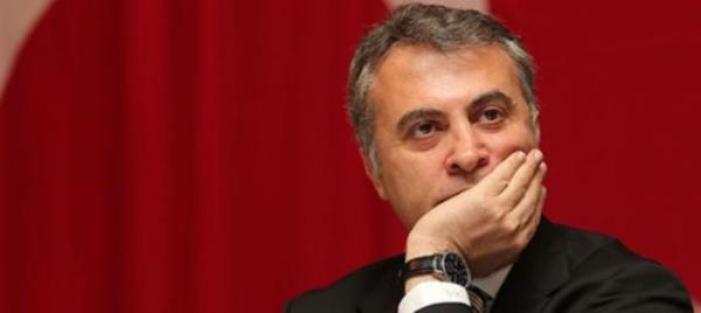 Benfica Fikret Orman'a talip