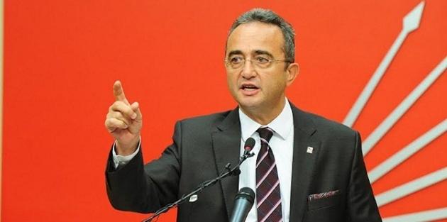 Bülent Tezcan: Erdoğan'ın istifa etmesi gerekiyor