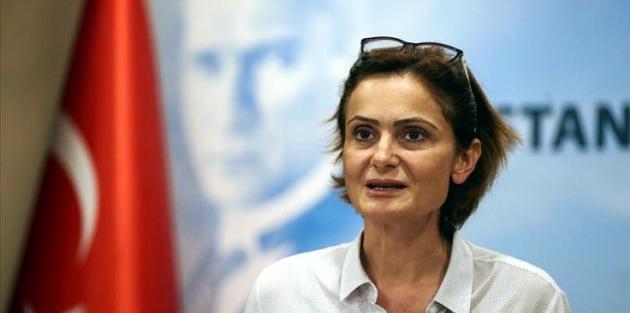 Canan Kaftancıoğlu, CHP Şişli'ye kayyım atadı