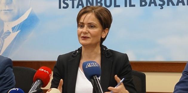 Canan Kaftancıoğlu: Murat Boz isteyince açıkladık