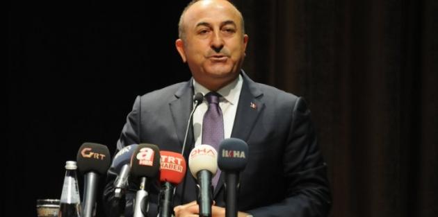Çavuşoğlu: Rejim güçleri Afrin'e girmedi