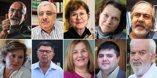 Cezaevindeki gazeteci ve yazarlar için imza kampanyası