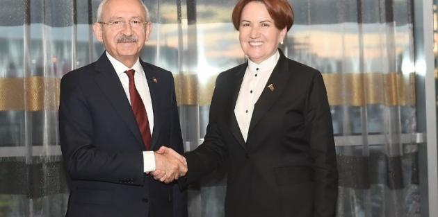 CHP-İYİ Parti 3 ilçeye takıldı!