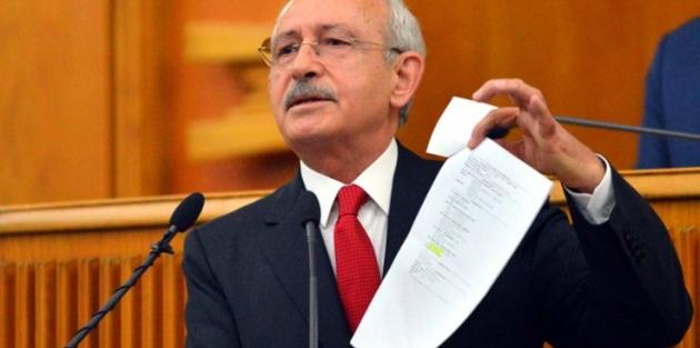 CHP'den Kılıçdaroğlu için 'tazminat davaları' fonu