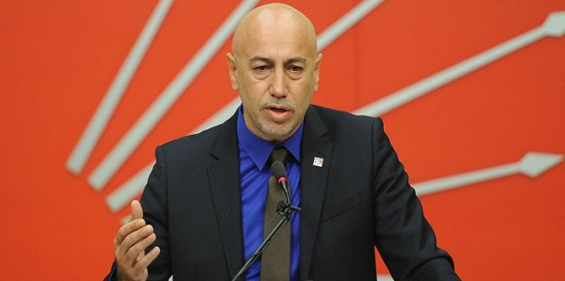 CHP'li Aksünger: Sarraf davası 'patron'a dayanır