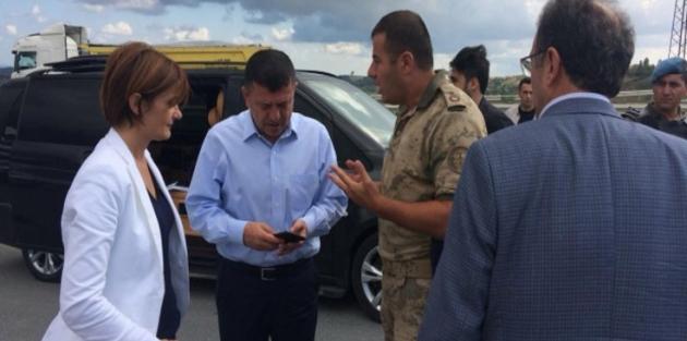 CHP'li vekillerin üçüncü havalimanına girişine izin yok!
