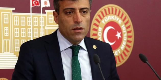 CHP'li Yılmaz: Alayınıza başkaldırıyorum