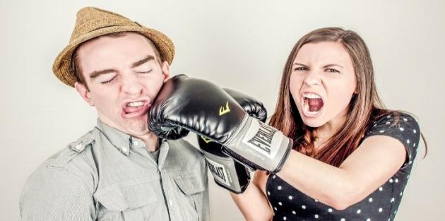 Çiftler en çok neden kavga eder?