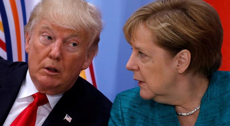 CNN: Trump, Merkel'den Putin hakkında tavsiye istedi
