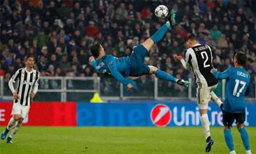 Cüneyt Çakır'ın yönettiği maçta Real Madrid, deplasmanda Juventus'u 3 - 0 mağlup etti