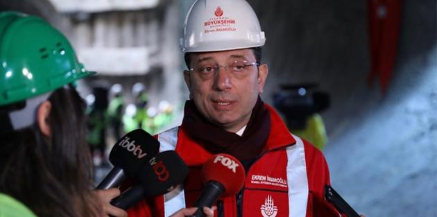 'Davet gelsin Kanal İstanbul'u Erdoğan'a anlatayım'
