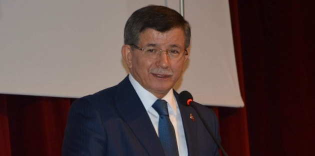 Davutoğlu ihraca 'manifesto'suyla tepki gösterdi