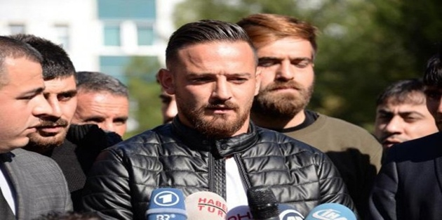 Deniz Naki Türkiye'de ömür boyu futboldan men edildi!