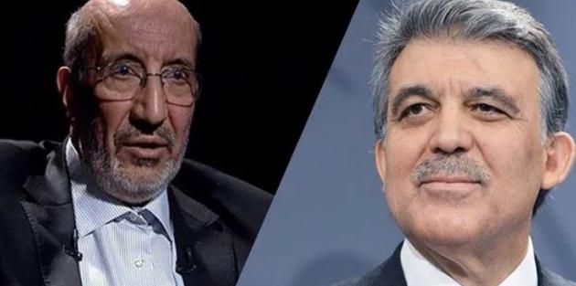 Dilipak'tan Abdullah Gül'den 'görüşme' özrü