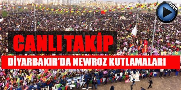Amed Newroz'undan CANLI TAKİP