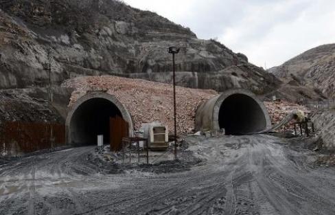 Doğu Anadolu ile Akdeniz tünelle birbirine bağlanıyor
