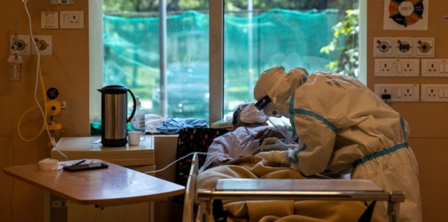 DSÖ: Pandemi daha yeni başlıyor