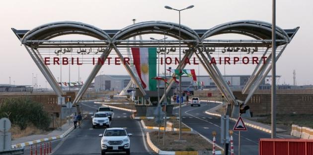 Erbil'den Bağdat ve BM'ye uçuş yasağı çağrısı