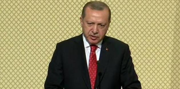 Erdoğan: Afrin operasyonu fiilen başladı
