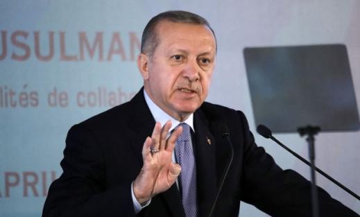 Erdoğan: Birçok batı ülkesi bu işe benzin döküyor
