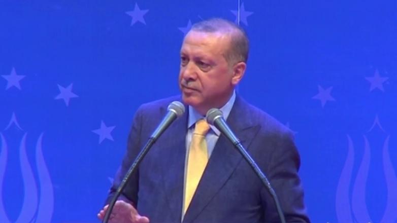 Erdoğan: Cumhurbaşkanı adayları denizdeki balıklar gibi