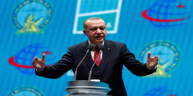 Erdoğan: Danıştay'ın kararını iyi niyetli görmüyorum