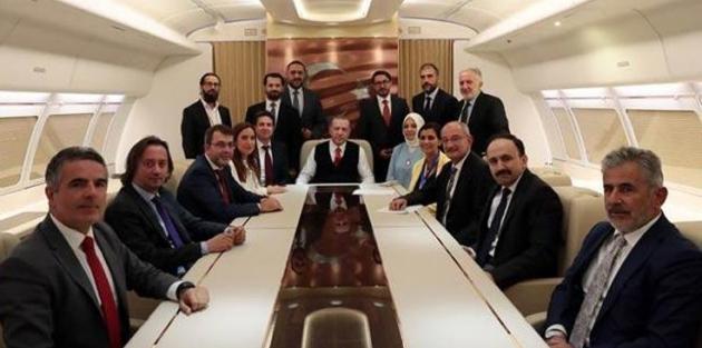 Erdoğan: İş Bankası'ndaki CHP hissesi Hazine'ye geçmeli