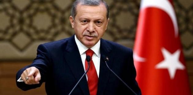 Erdoğan: Kerkük için adım atacağız