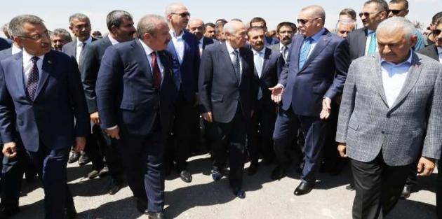 Erdoğan: Önceliğimiz diyalog ve işbirliği