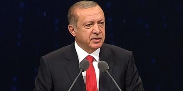 Erdoğan: Şu an yok olmayacak anlamına gelmez