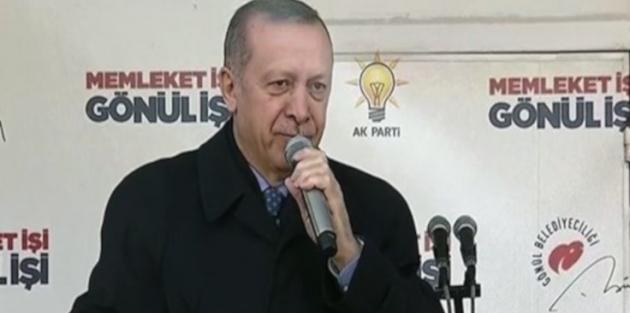 Erdoğan: Tanzim satışları 81 ilde yapacağız