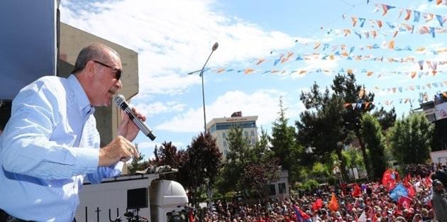 Erdoğan: Türkiye'de devlet zulmünü ortadan kaldırdık