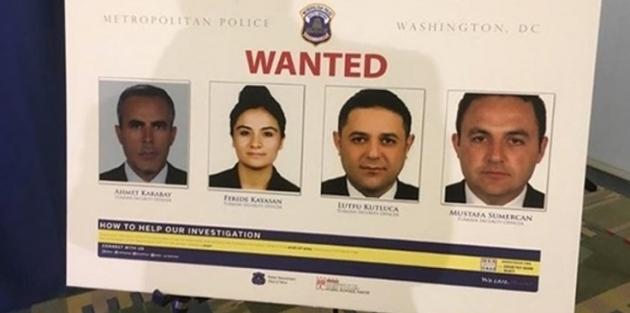 'Erdoğan yakın korumalarını ABD'ye götürmeyecek