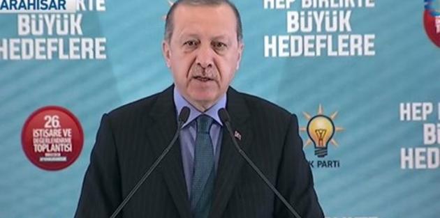Erdoğan: Yeni bir Kobani yaşamak istemiyoruz