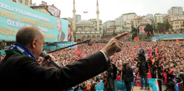 Erdoğan'da Saadet Partisi'ne: Erbakan kalksa bunlara ne der?