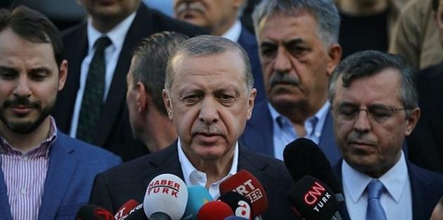 Erdoğan'dan, Kılıçdaroğlu ve 72 CHP'li milletvekili hakkında suç duyurusu