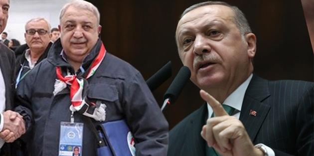 Erdoğan'dan Mihraç Ural açıklaması: Soçi'ye sahte kimlikle gitmiş